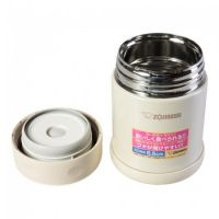 Термоконтейнер Zojirushi SW-EAE35-CC 0,35 л (крем)