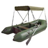 Лодка ПВХ Патриот Дельта 310 + тент-зонтик