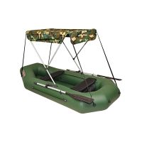 Лодка ПВХ Патриот Лагуна 220 + тент-зонтик