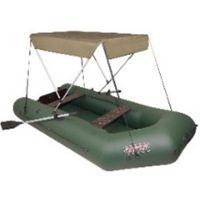 Лодка ПВХ Патриот Дельта 290 + тент-зонтик