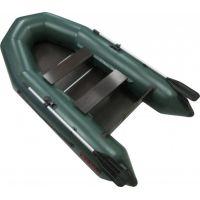 Лодка ПВХ Тайга-270 Киль(зеленый цвет)