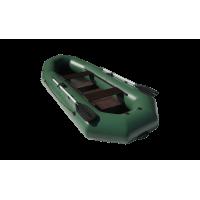Лодка ПВХ Компакт 280 (зеленый цвет)