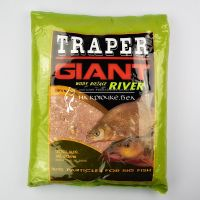 Прикормка Traper Giant River Super Bream 2.5 кг (река, лещ)