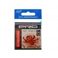 Крючки Flagman Bloodworm Pro №12