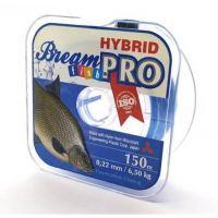 Леска FishPRO Hybrid Bream 150м, 0,25мм, 7,60кг, голубая
