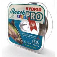 Леска FishPRO Hybrid Roach 150м, 0,28мм, 8,95кг, бронза