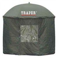 "Зонт Traper ""ZABUDOWANY"" закрытый на 360гр 250см"