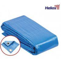 Тент универсальный 4*6 60гр BLUE Helios (HS-BL-4*6-60g)