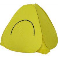 Палатка зимняя Comfortika автоматическая 1,5 х 1,5 м желтая
