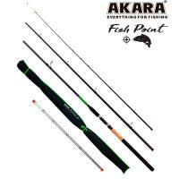 Удилище фидерное Akara L17033 Fish Point TX-20 (40-80-120 гр.) 3,6 м
