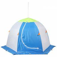 Палатка Медведь Зонт 2 для зимней рыбалки (6 лучей)
