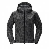 Куртка утеплённая Shimano RB-04JS Dryshield (р.р EU-L/ JP-LL) цвет Чёрный камуфляж