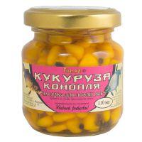 Насадка Fish-Ka Кукуруза-конопля 110 мл
