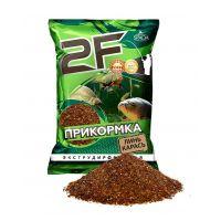 Прикормка 2F Линь-карась коричневый(чеснок)
