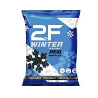 Прикормка зимняя 2F Winter-лещ черный(мотыль)