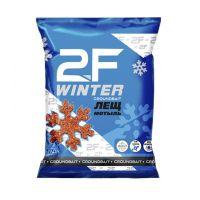 Прикормка зимняя 2F Winter-лещ красный(мотыль)