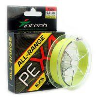 Плетенка Intech All-Range PE X-4 150м #0.3