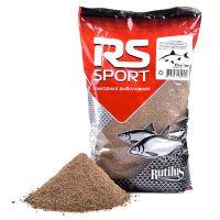 Прикормка RS Спорт Плотва темная 1 кг